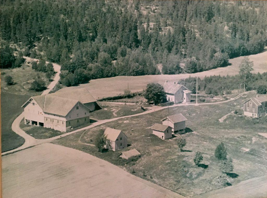 Skjeggenes gård - å leve i fortiden på Skjeggenes gård