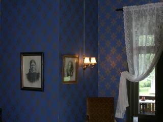 Historisme på Dalen hotell tapet