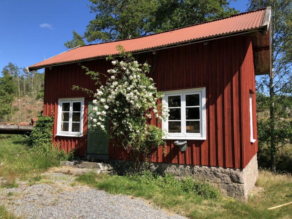 Bryggerhuset med Lykkefunn på Ånnerød i Sverige